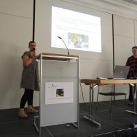 Impulsvortrag: Beziehungsgestaltung als Basisinstrument, Mariann Stelczerné-Oberszt und Tanja Gedan