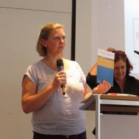 Vorstellung des Zertifikatkurses und Ankündigung des Masterkurses an der Uni Wien in Kooperation mit der Keil-Bastendorf-Stiftung, Daniela Fülle und Bettina Tautscher