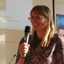 Wahl des Vorstands - Leiterin Dagmar Herrler