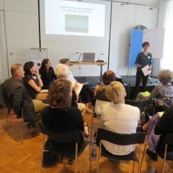 Workshop Werte der KF im Wandel der Zeit