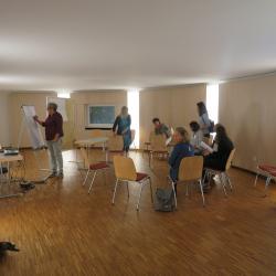 Workshop der/die Konduktor/In im Erwachsenenalter