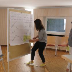 Workshop Rolle des/der Konduktor/In im Erwachsenenalter